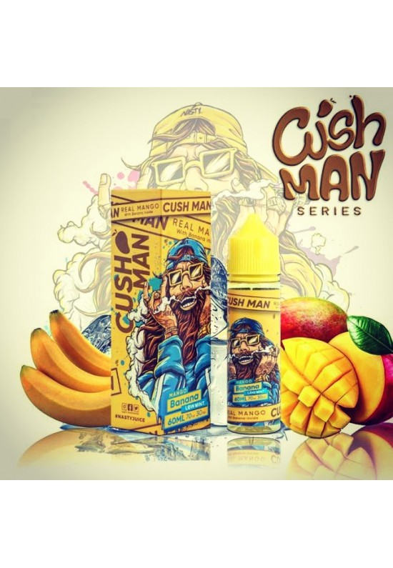 Nasty Cush Man Mango Banana